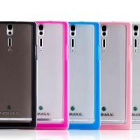 harga Momax Icase Pro Hard Soft Cover Casing Case Sarung Sony Xperia S Lt26i Tokopedia.com