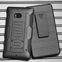 High Impact Armor Cover Casing Case Belt Clip Holster Nokia Lumia 930