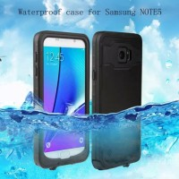 Jual Armor Waterproof Case Casing Cover Anti Air Samsung Galaxy Note 5