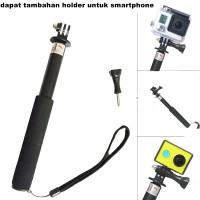 harga Monopod Tongsis For Go Pro-dslr-xiaomi Yi-cam Dan Smartphone Tokopedia.com