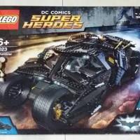 LEGO UCS 76023 THE TUMBLER BATMAN BATMOBILE
