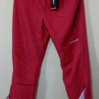 Celana training panjang parasut original 100% pake furing jaring