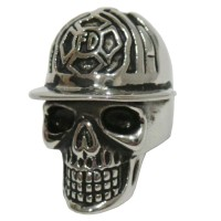 harga Ring Skull Titanium Rescue Fire Depart Cincin Pemadam Kebakaran Tokopedia.com