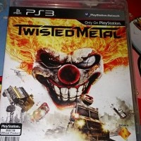 bd ps3 kaset TWISTED METAL