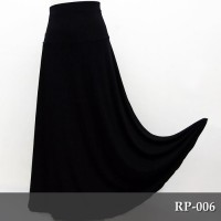 harga Rok Polos Jersey Hitam, Rok Payung Jersey  RP-006 Tokopedia.com