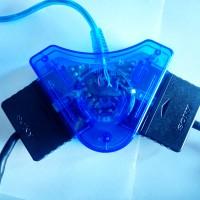 CONVERTER - KONVERTER STICK STIK PS2 KE PS3 - PS2 KE PC 2 SLOT