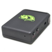 Smallest GPS Tracking Device GSM GPRS GPS Tracker - TK102