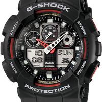 GA-100-1A4DR Casio G-Shock Analog Digital