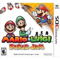 Kaset Game 3DS Mario & Luigi: Paper Jam