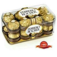 Ferrero Rocher T16 Coklat Ferrero isi 16 utk Valentine