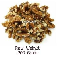 harga Kacang Walnut Mentah / Raw Walnut 200 Gram Tokopedia.com