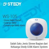 Sirene Dalam Rumah WS-105 - Stedy