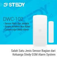 Sensor Pintu dan Sensor Jendela DWC-102 - Stedy