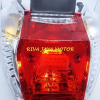 LAMPU BELAKANG / STOP ASSY SUPRA X 125 NEW 2007 - 2011 GERONIMO