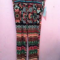 Legging Zara Basic New Tag Pattern