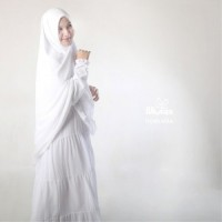 Shine Berri Putih | Hijab Alila