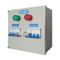 Panel Interlock Switch PLN-Genset Chint 4P (Pengganti Ohm Saklar)
