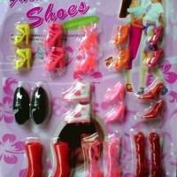 harga Sepatu Boneka Barbie - Mainan Sepatu Barbie Tokopedia.com