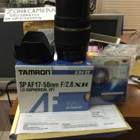 harga Lensa Tamron 17-50 F2.8 NON VC for Canon/Nikon Tokopedia.com