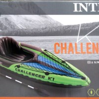 perahu karet intex kayak k1