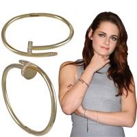 harga Gelang Paku Cartier Nail Juste En Clou Bracelet Gold Diamond-fake Tokopedia.com