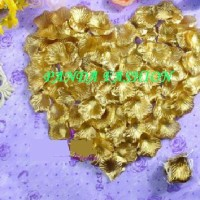 Jual KELOPAK BUNGA / ROSE PETAL GOLD Murah