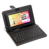 harga Leather Case Keyboard, Softcase, untuk Tablet 7 inch Micro USB, cover Tokopedia.com