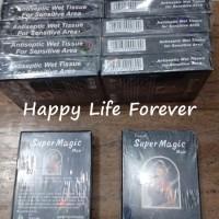 Tissue / Tisu Super Power Magic Man Depkes