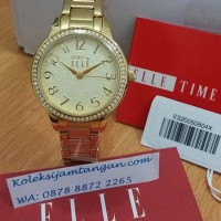 Jam tangan wanita ELLE ES20050B04X ORIGINAL    Jam tangan ELLE