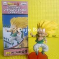 Action Figure Gotenks Super Saiyan 3 ( Dragon Ball ) Box