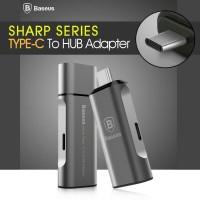 Baseus Sharp Series Type-C To HUB Adapter