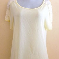 Baju Wanita Casual Chiffon BS49