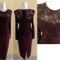 Dress Pesta Lace DS08