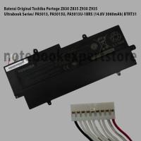 Baterai Original Toshiba Portege Z830 Z835 Z930 Z935 Ultrabook Series
