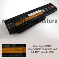 Baterai Original LENOVO ThinkPad X230 X230i 0A36281 (44 +)