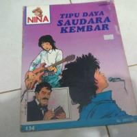 harga Komik NINA 134 tipu daya saudara kembar Tokopedia.com