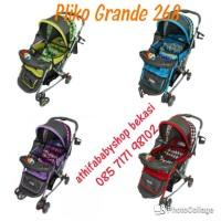 harga Baby Stroller Kereta dorong bayi Pliko 268 Grande bekasi Tokopedia.com