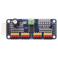 PCA9685 - 16Ch 12Bit I2C PWM Servo Motor Driver