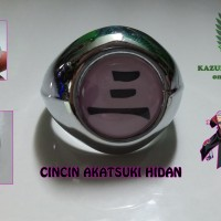 ACC017 - Cincin Akatsuki Hidan