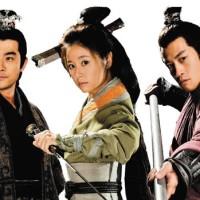 dvd romance of three kingdom / samkok (2010)