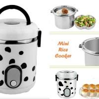 MINI RICE COOKER / Mini Rice Cooker untuk Masak Nasi, Panasin Makanan.