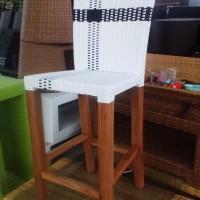 Kursi rattan sintetis Adha jaya furniture