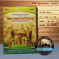 VCD Murottal Anak MP3 Full Animasi Muhammad Thoha - Karmedia