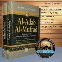 Al-Adab Al-Mufrad 1 SET (2 Buku) - Griya Ilmu - Karmedia adabul mufrad
