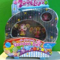 zoobles garden set