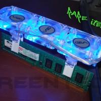 Vizo Armada TriFan RAM Cooler
