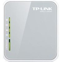 Tp-Link TL-MR3020 Wireless N Router Portable - Putih