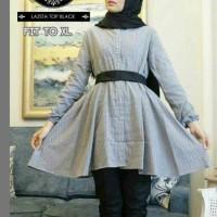harga Baju Atasan Wanita Muslimah Tokopedia.com