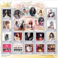 SNSD / Girls Generation - Member Stamp