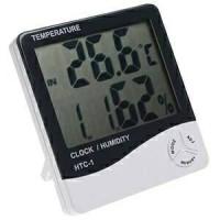 Jual Digital Thermometer and Hygrometer HTC-1 Murah